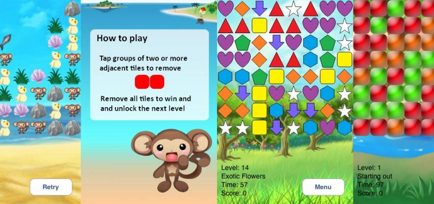 Kyumi Puzzle promotional image