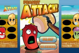 Peanut Attack promotional image